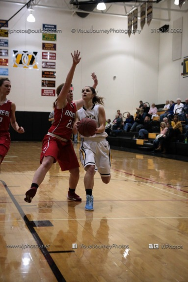 Varsity Girls Basketball Vinton-Shellsburg vs Williamsburg-0623