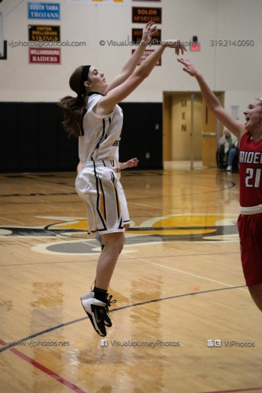 Varsity Girls Basketball Vinton-Shellsburg vs Williamsburg-0661