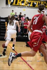 Varsity Girls Basketball Vinton-Shellsburg vs Williamsburg-0671