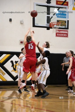 Varsity Girls Basketball Vinton-Shellsburg vs Williamsburg-0695