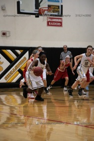 Varsity Girls Basketball Vinton-Shellsburg vs Williamsburg-0699