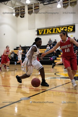Varsity Girls Basketball Vinton-Shellsburg vs Williamsburg-0708