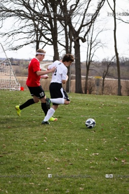 Boys Soccer - CPU vs Western Dubuque-4010