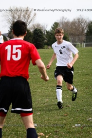 Boys Soccer - CPU vs Western Dubuque-4014