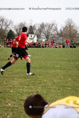Boys Soccer - CPU vs Western Dubuque-4024