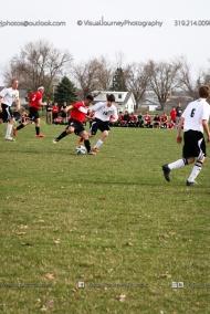Boys Soccer - CPU vs Western Dubuque-4029