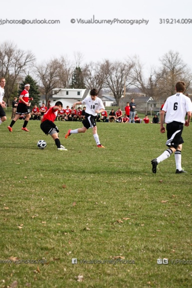 Boys Soccer - CPU vs Western Dubuque-4030