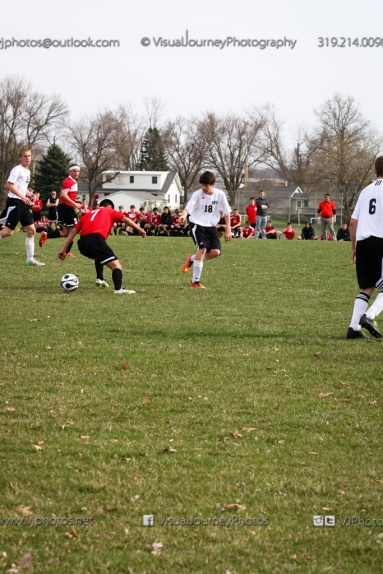 Boys Soccer - CPU vs Western Dubuque-4031