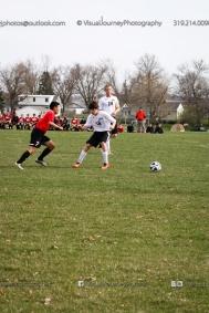 Boys Soccer - CPU vs Western Dubuque-4032