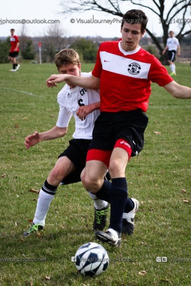 Boys Soccer - CPU vs Western Dubuque-4043