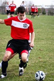 Boys Soccer - CPU vs Western Dubuque-4046