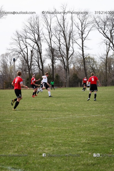Boys Soccer - CPU vs Western Dubuque-4082