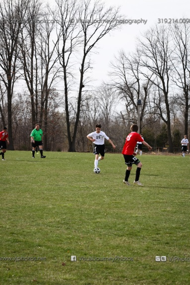 Boys Soccer - CPU vs Western Dubuque-4108