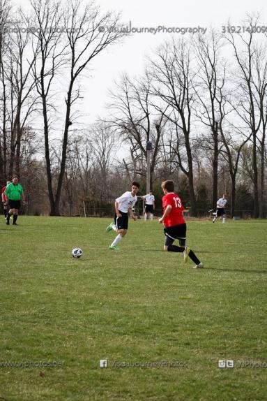 Boys Soccer - CPU vs Western Dubuque-4109