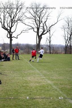 Boys Soccer - CPU vs Western Dubuque-4115