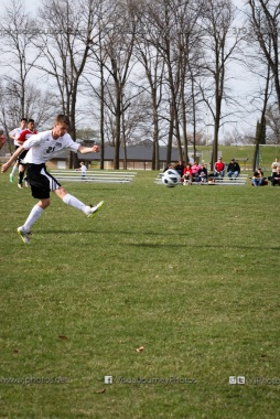 Boys Soccer - CPU vs Western Dubuque-4127
