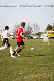 Boys Soccer - CPU vs Western Dubuque-4132