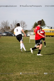 Boys Soccer - CPU vs Western Dubuque-4134