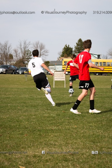 Boys Soccer - CPU vs Western Dubuque-4135
