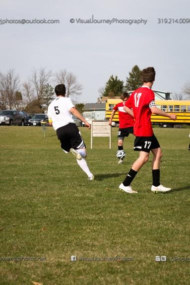 Boys Soccer - CPU vs Western Dubuque-4135