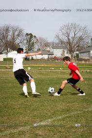 Boys Soccer - CPU vs Western Dubuque-4138