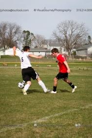 Boys Soccer - CPU vs Western Dubuque-4139