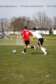 Boys Soccer - CPU vs Western Dubuque-4141