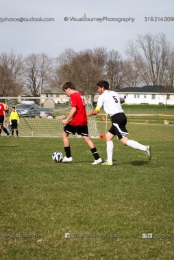 Boys Soccer - CPU vs Western Dubuque-4142