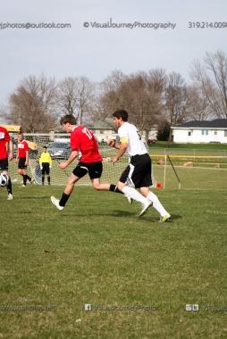 Boys Soccer - CPU vs Western Dubuque-4143