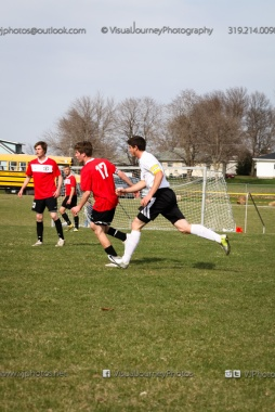 Boys Soccer - CPU vs Western Dubuque-4144