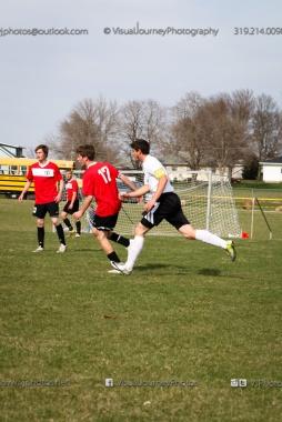 Boys Soccer - CPU vs Western Dubuque-4144
