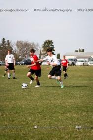 Boys Soccer - CPU vs Western Dubuque-4145