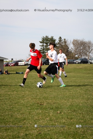 Boys Soccer - CPU vs Western Dubuque-4149