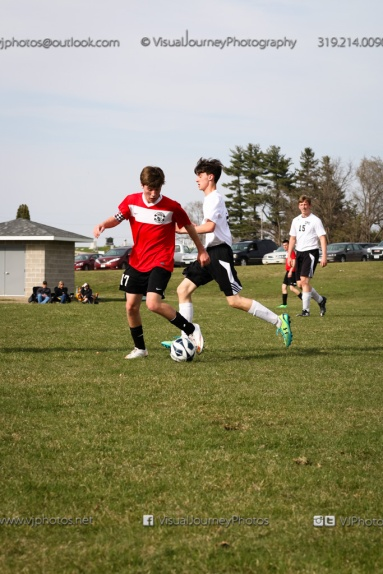 Boys Soccer - CPU vs Western Dubuque-4150