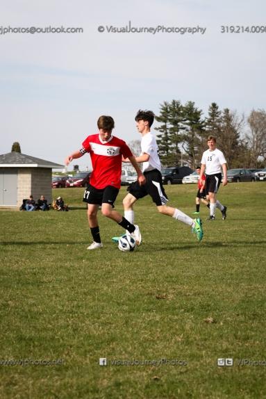 Boys Soccer - CPU vs Western Dubuque-4150