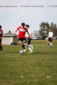 Boys Soccer - CPU vs Western Dubuque-4151