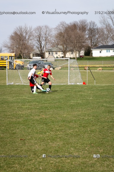 Boys Soccer - CPU vs Western Dubuque-4176