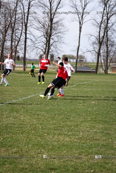 Boys Soccer - CPU vs Western Dubuque-4190
