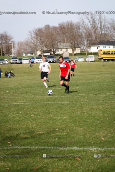 Boys Soccer - CPU vs Western Dubuque-4202