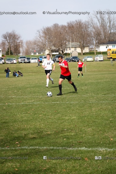 Boys Soccer - CPU vs Western Dubuque-4203
