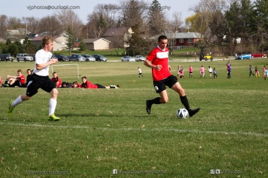 Boys Soccer - CPU vs Western Dubuque-4231