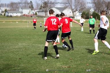 Boys Soccer - CPU vs Western Dubuque-4241