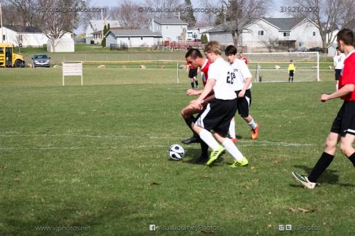 Boys Soccer - CPU vs Western Dubuque-4243