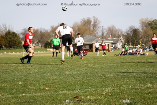 Boys Soccer - CPU vs Western Dubuque-4288