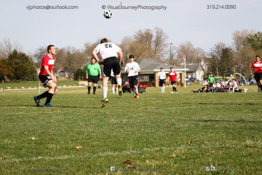 Boys Soccer - CPU vs Western Dubuque-4288