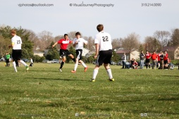 Boys Soccer - CPU vs Western Dubuque-4292