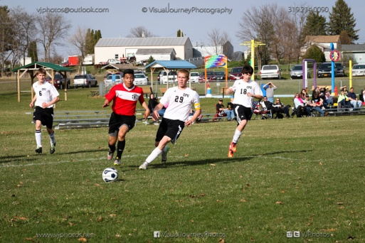 Boys Soccer - CPU vs Western Dubuque-4301