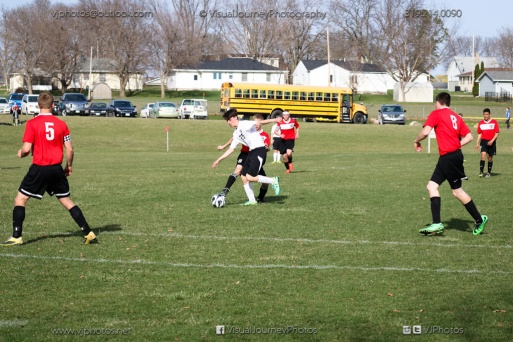 Boys Soccer - CPU vs Western Dubuque-4323