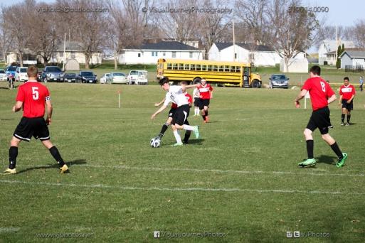 Boys Soccer - CPU vs Western Dubuque-4323