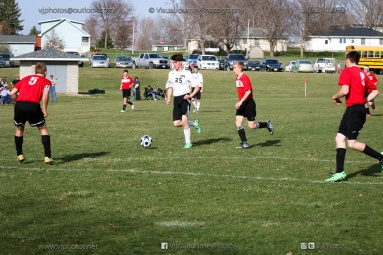 Boys Soccer - CPU vs Western Dubuque-4332
